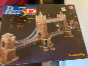 MB Puzzle 3D Tower Bridge