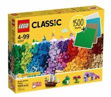 LEGO 11717 Classic Bricks Plates - 1504 pieces + 4 PLATES
