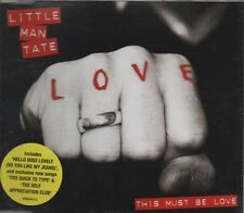 LITTLE MAN TATE This must be love 4 TRACK CD NEW - NOT SEALED