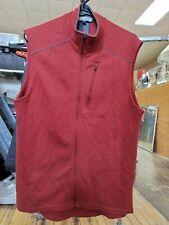 Ibex Merino Vest Women's Size Large - Full Zip