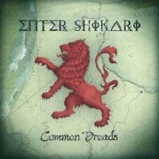"""ENTER SHIKARI """"COMMON DREADS"""" CD NEU"""