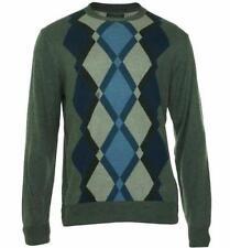 Acrylic Crewneck Regular Size XL Sweaters for Men