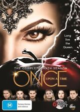 Once Upon A Time : Season 6 : NEW DVD