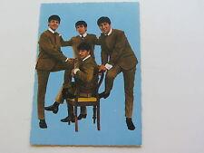 "THE BEATLES ORIGINAL 1964  HOLLAND DUTCH   POSTCARD  6"" X 4"""