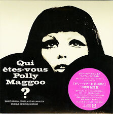 OST-QUI ETES-VOUS. POLLY MAGGOO?-JAPAN MINI LP CD F30