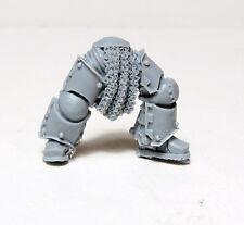 Warhammer 40K Space Marine Forgeworld Iron Hands MKIII Legs C Bits
