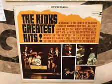 The Kinks Greatest Hits 33RPM Vinyl Record Album Reprise RS 6217 UK Recorded