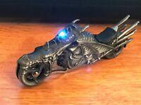 "7"" DRAGON BIKER BLADE DESIGN STAINLESS STEEL TACTICAL FOLDING POCKET KNIFE Open"