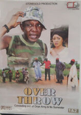 Over Throw: Concluding part of Onye Army & No Surrender 1&2 (DVD)