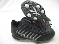 6994e436d52 Reebok 63310 Yo FJ32 PB Low Football Baseball Lacrosse Cleats Black Youth  2.5