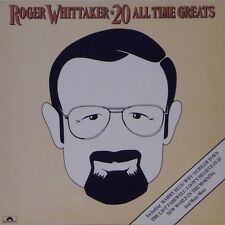 ROGER WHITTAKER '20 ALL TIME GREATS' UK LP