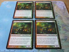 MtG Shadowmoor Rare x4 Rosheen Meanderer Legendary Creature - Giant Shaman 3rg