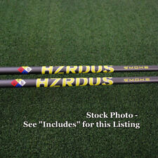 Project X HZRDUS Smoke YELLOW Driver/Fwy Shaft Uncut or w/Adapter Tip&Grip NEW