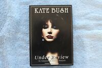Kate Bush - Under Review - All Region DVD - Like New - FREE US Shipping