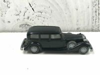 Vintage Ho 1:87 Scale Horch 850 Wiking Berlin-W Car