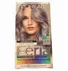 L'oreal Paris Feria Hair Color Dye S1 Smokey Silver Multi-Faceted Shimmer Colour