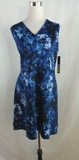 Womens Marc New York Andrew Marc Dress Size 14P Sleeveless fit & flare NWT