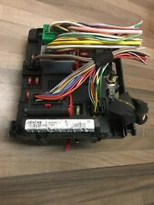 BSI UNIT FUSE BOX PEUGEOT 206 PARTNER CITROEN 9643498980