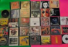 CD'S-GREAT MUSIC-ROCK,BLUES,COUNTRY,HIP HOP,POP,SOUL,MOVIE SOUNDTRACKS,