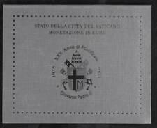52021) Vatikan Euro - KMS 2003, von 1 Cent bis 2 Euro, Folder, st