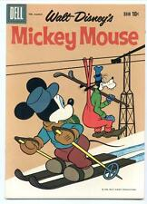 Mickey Mouse #70    Skiing Cover