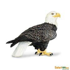 Bald Eagle replica ~ Safari Ltd #291129 Wings of the World toy bird figurine