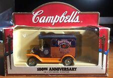 Campbells 100th Anniversary  Beefsteak Tomato Soup Die-Cast Model Souvenir Truck