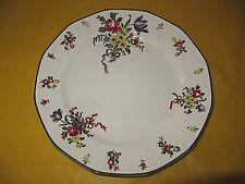 """ROYAL DOULTON OLD LEEDS SPRAYS DINNER PLATES dia 9.75""""/25cm, used in good condit"""