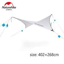 Outdoor Ultralight Camping Tarp Sun Shelter Portable Canopy Waterproof Awning