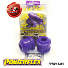 Saab 9-3 (02on) Powerflex Rear Lower Arm Outer Bushes PFR80-1215