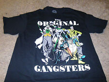 Joker Cat Womens Penguin Men's Batman DC Comics Super Hero Black T-Shirt 2XL