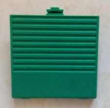 Cache Pile Vert - NEUF - Game Boy Classic, Grosse Gameboy Fat Battery cover