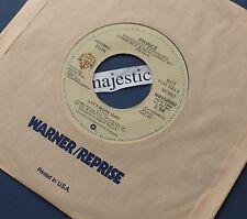 "PRINCE LET'S WORK MONO PROMO 7"" VINYL 1981 ORIGINAL N.MINT V.RARE"