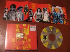 RED HOT CHILI PEPPERS What hits?- CD - Emi- 18 tracce