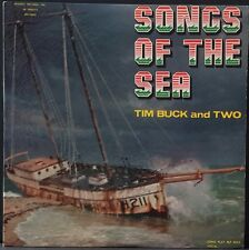 TIM BUCK AND TWO - SONGS OF THE SEA REQUEST REC RLP 8052 ORIG US PRESS EX COND