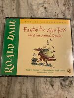 Fantastic Mr Fox and other animal stories - Audiobook 4 CD -2 And 3/4 Hours