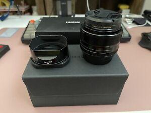 Fujinon XF35MM F1.4R Lens Fujifilm X Mount