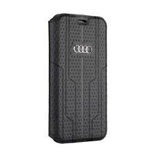 IPhone XR Sac Portable audi a6 série Book Case-Sythetic Cuir Noir