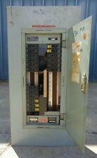 Westinghouse Main-Lug 225 amp Electric PANEL Type NQB 3 phase 4 Wire 120//208V