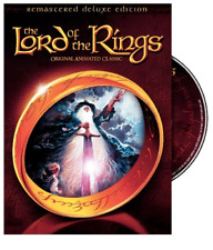 The Lord of the Rings: 1978 Animated Movie Remastered Deluxe Edition