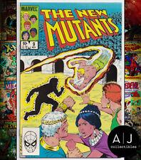 NEW MUTANTS 3 Near Mint NM M Mint 9.6 9.8 stock image 1983