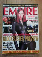 EMPIRE MAGAZINE # 108 JUNE 1998 GODZILLA LOST IN SPACE THE AVENGERS LOLITA