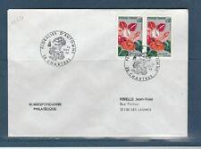 FRd enveloppe Fleurs  floralies d' automne  28 Chartres  1988
