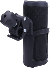 Bike Mount Holder with Clamp for JBL Flip5/Flip 4/3 Bluetooth Speaker by Aenllos
