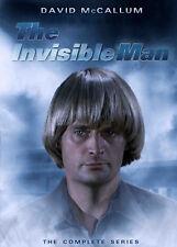 The Invisible Man: Complete Classic David McCallum TV Series Boxed DVD Set NEW