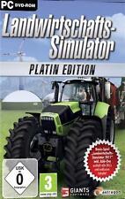 Simulador agrícola 2011 platino Edition como nuevo