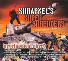 Shrapnel's Super Shredders: Neoclassical [Digipak] by Various Artists (CD,...