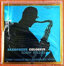 """SONNY ROLLINS - SAXOPHONE COLOSSUS  12"""" Vinyl LP Mono DCC  SEALED"""