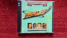 COMPILATION - ITALO DANCE CLASSICS VOL 1. 2 CD 37 TRACKS(FPI PROJECT R. PARIS..)