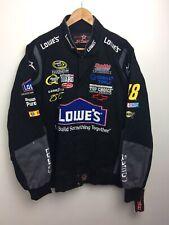 Deadstock NWT Jeff Hamilton Jimmie Johnson LOWES Nascar Jacket Size XL